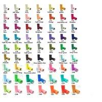 brautparty tutu großhandel-6 Zoll 25YDS Tüllspule Reine Farbe Tulles Rolls TUTU Garn Für Hochzeit Braut Parteibevorzugung Dekoration 3 3 hk E1