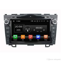 "ingrosso radio bluetooth per honda crv-IPS Android 8.0 Octa Core 2 din 8"" automobile DVD GPS per Honda CRV CRV 2006 2007 2008 2009 2010 2011 Radio Bluetooth WIFI 4GB di RAM 32GB ROM"