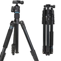 Wholesale benro camera for sale - Group buy DHL BENRO IT25 Portable Camera Tripod Reflexed Removerble Traveling Monopod Carrying Bag Max Loading
