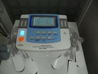 máquinas de terapia de infrarrojos al por mayor-2019 máquinas de decenas calientes para fisioterapia con láser, ultrasonido, terapia de calefacción por infrarrojos, funciones de equipos de rehabilitación