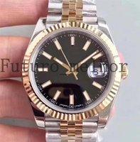 saat severler için hediye toptan satış-Moda lüks İzle erkek kadın severler elmas otomatik Mekanik Saatı marka tasarımcısı bayanlar İzle Montre de luxe en iyi hediye