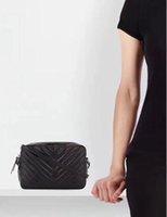 körperöl marken großhandel-Neueste V Öl Wachs Umhängetasche Cross Body Totes Top 57700 Luxus Handtaschen Frauen Taschen Designer berühmte Marken Kuh Leder Qualität