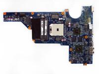 f motherboard großhandel-649950-001 Board für HP Pavilion G4 G6 Laptop AMD Motherboard 100% voll getestet und garantiert
