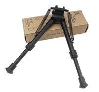 dirsek avı toptan satış-Oyuncak Su Tabancası bahar bipod Avcılık Açık Taktikleri Avcılık Parçaları Modifiye Parantez Bipod Destek 20mm-23mm Için Kılavuz R ...