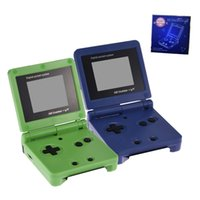 Wholesale gb station games for sale - Group buy Mini GB Station Light Retro Game Players Handheld Game Player Box Folding Portable Video Console LCD Bit Built in Classic Games