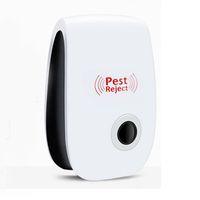 Wholesale rat traps for sale - Group buy Electronic Mosquito Killer Multi Pest Control Ultrasonic Pest Reject Repeller Rat Mouse Repellent Trap Rodent Bug Reject