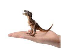Wholesale toy trumpets for sale - Group buy Foreign trade trumpet CM dinosaur model toy painting green little Tyrannosaurus mouth can open toy pendulum