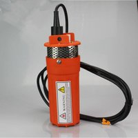 Wholesale solar dc submersible water pumps resale online - Solar Submersible Pump V Micro DC Pump High Lift Household Pump