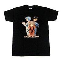 neonhemd männer großhandel-Weinlese-Neongenese-Evangelions-Anime-T-Shirt 1990 für Männer akira alle Größen-Mann-Frauen-Unisexmodet-shirt Freies Verschiffen-lustiges cooles Spitzen-T-Stück
