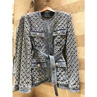 metal botão buraco venda por atacado-Lavagem pesada todos os furos feitos à mão rodada bolso gola de metal botão decorativo jaqueta jeans jaqueta de alta qualidade bonito