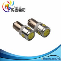 Wholesale ba9s t4w for sale - Group buy Magic ColorM High Power W BA9S T8 W T4W H6W Car Led Lamp Bulbs Reading Interior Car Light Source