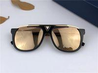 ingrosso occhiali da sole blu per gli uomini-Nuovi occhiali da sole firmati da uomo occhiali da sole da donna occhiali da sole da donna da uomo di design UV400 lenti da sole da uomo con scatola blu 0937