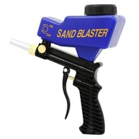 Wholesale flowing machine resale online - Anti rust Protection sand blaster machine Save unnecessary surface Material Adjust sandblast flows change nozzles Spray Gun