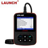 ingrosso lettore di codice di servizio-Lancio OBD2 OBD Heavy Duty Truck Scanner CR-HD Creader Lettore di codice Reader Tool per Volvo MAN