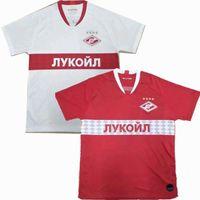 xxl ruso al por mayor-2019 2020 Russian Spartak Moscow Soccer Jerseys 19 20 camiseta de fútbol S-2XL