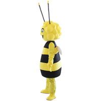 ingrosso costumi adulti ape-Maya the bee Mascot Costumes Animated smile bee Girls Cartoon mascot Personaggio adulto Halloween party Costume di Carnevale