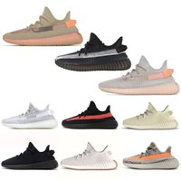 8d94ba1b7 adidas sply 350 v2 yeezy boost Kanye West V2 Laufschuhe Herren Womens Clay  Hyperspace Ture Form TRFRM Sneakers Runner Static Trainer Reflektierende 3M  ...