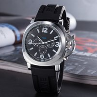 relógio automático venda por atacado-LUM paner marca designer de luxo barato automático mens relógios relógio automático uxury mens relógios uxury mens relógios relógio big bang