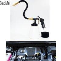 boquilla del motor al por mayor-Lavado de mantenimiento Lavadora K106 alta presión negro Tornador equipo de lavado del motor para boquilla flexiable pistola tornado motor