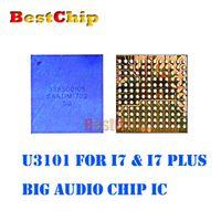 1-10pcs Original new 338S00105 Big large Audio IC for iPhone 7 7P 7 Plus ring IC