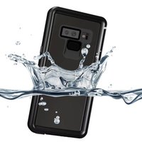 Wholesale iphone water seal for sale – best For iPhone X XS MAX XR Plus S S Waterproof Underwater Diving Full Sealed Shockproof Phone Case Full Body