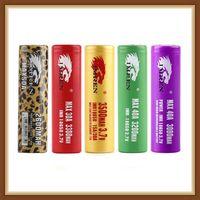 baterias de qualidade venda por atacado-Hight Qualidade IMR 18650 3000 mah 3200 mah 3300 mah 3500 mah 40A leopardo MAX50A 50A 2600 mAh Bateria Recarregável QUENTE