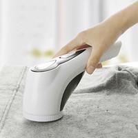stoffe trimmt großhandel-Elektrische Stoff Fusselentferner Wiederaufladbare Vorhänge Teppiche Kleidung Pilling Maschine Rasiermesser Haar Ball Trimmer Reinigungswerkzeuge Top Qualität