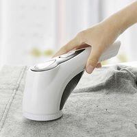 ingrosso tessuto di stoffa-Tessuto elettrico Dispositivo di rimozione della lanugine Tende ricaricabili Tappeti Abbigliamento Pilling Machine Tessuto Razor Hair Ball Trimmer Strumenti di pulizia Top Quality