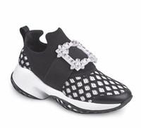 avrupa tarzı erkek ayakkabıları toptan satış-chuangx yeni Avrupa klasik lüks stil, Elastik taban erkek ve kadın örgü ayakkabı, Nefes örgü kumaş baba ayakkabı, çok renkli isteğe bağlı.