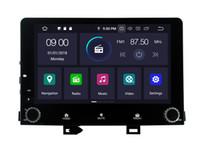 gps obd kia venda por atacado-RUISO 4g + 64g 8-Core de DVD do carro Android 9.0 para KIA RIO 2017 Car Multimedia auto estéreo gps 1080P wi-fi DVR dab ips OBD