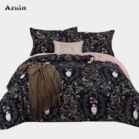 Wholesale 3d bedding set single online - Court Style Bedding Queen Comforter Sets D Adult Bed Cover Bedspread Duvet Cover Set Queen King Size Bedding Single Bed Sheets