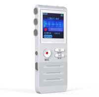 sesli kayıt telefon toptan satış-Toptan Meslek Taşınabilir Kayıt Kalem Mini Dijital Ses Kaydedici Kalem Ses Telefon Ses Kaydedici MP3 Çalar FM