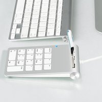 Wholesale ultra slim computers for sale - Group buy 18 Keys Mini Practical Computers Accessories Wired USB Ultra Slim For Laptop PC Digital Keyboard Numeric Keypad Easy Operate
