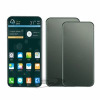 экран телефона qhd оптовых-Goophone 10 плюс 11 плюс 5.8inch 6.1inch 6.5inch 1GB RAM 16GB ROM Face ID Поддержка беспроводной Andorid Show 4G смартфон
