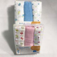 Wholesale use diaper resale online - 3Pcs Muslin Diaper Baby Swaddle Baby Months Muslin Blankets Newborn Multi use Blanket Infant Wrap cm