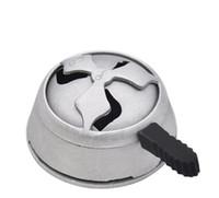 матовый серебристый уголь оптовых-Кальянная карбоновая печь с матовым серебром