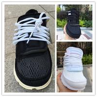 çift spor sütyen toptan satış-Toptan Yeni Düşük siyah beyaz erkekler koşu ayakkabı eğitim spor Moda çift kutu boyutu ile en kaliteli dışarı kapı eğitmenler 5-12