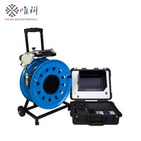 Wholesale underwater head camera for sale - 100m underwater inspection camera system with mm camera head