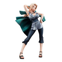 Wholesale sexy hot toys online - NEW hot cm naruto sexy Tsunade action figure toys collection doll Christmas gift with box