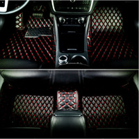 Wholesale custom bmw cars for sale - For Bmw Z4 luxury custom waterproof car mat