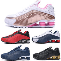 Wholesale designers leather shoes for sale - Group buy 2019 New Arrival R4 Running Shoes For Men Women Zapatillas Hombre Breathable leather Mens Athletic Trainers Designer Sneaker size