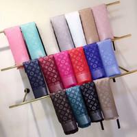 women s wool scarf venda por atacado-bonito e de alta qualidade das mulheres outono e inverno lã e lenços de seda monograma projeto da flor xale cachecol 205