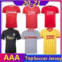 Wholesale torres soccer jerseys resale online - Retro version Rush Torres Kuyt Fowler Barnes soccer jerseys Camisetas Classic shirt Football Vintage Maillot
