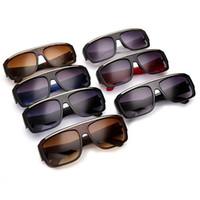 Wholesale girls legging pc resale online - Popular Brand Designer Sunglasses Men and Women Nice Face Retro Glasses Wide Legs Big Frame Goggles Colors UV Protection Sunglasses