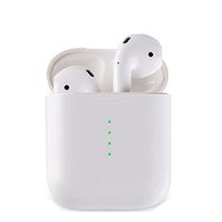 Wholesale xiaomi earphone for sale - 10 TWS bluetooth sports wireless binaural touch stereo with charging box with wireless charging earphone for xiaomi Samsung Huawei