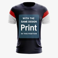 Wholesale yellow badminton shirt resale online - dry fit Fully Sublimation Custom Couples Unisex Shirts Table Tennis Badminton Jersey Customer