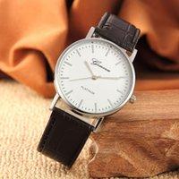saati görüntüle toptan satış-Kadın kuvars izle bilezik saat görünümü Kadın moda kemer izle basit gayri