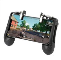 Wholesale xbox one wireless game controller resale online - Hot selling SR Cooler Cooling Fan Gamepad Pubg Telefoon Controller Hand Grip Gampads Smart Telefoon Trigger Game Fire Doel Sleutel Voor PUBG