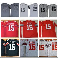 Wholesale elite stitch football jerseys for sale - Group buy Mens Ohio State Buckeyes J T Barrett Stitched Name Number Game Elite Legend American College Football Jersey Size S XL
