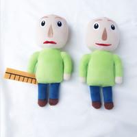 aprender c venda por atacado-25 cm Baldi's Basics em Educação e Aprendizagem Playtime Boneca De Pelúcia Baldi Macio Stuffed Toy Presente Das Crianças 25 cm Buddy's Educação C